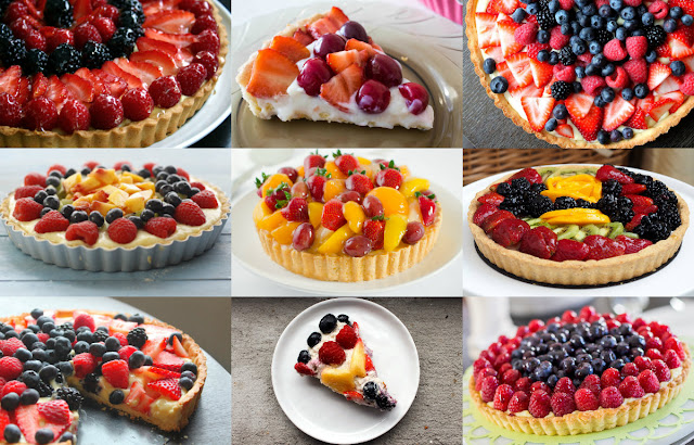 أحلى طريقة لعمل تارت الفواكه بسهولة في المنزل مع موقع عالم الطبخ والجمال!