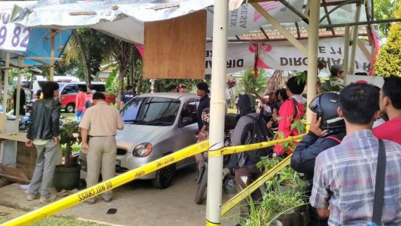 Polisi menemukan bom aktif di Tangerang Selatan