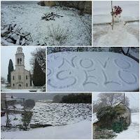 snijeg Novo Selo slike otok Brač Online