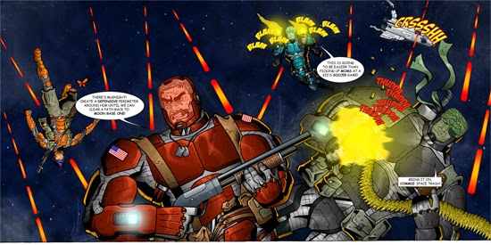 The Webcomic Police: Team Stryker