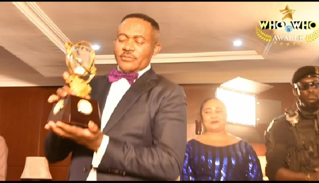 Godwin Maduka Bags Exceptional Humanitarian Awards, Joins The Stand Of Fame Honour
