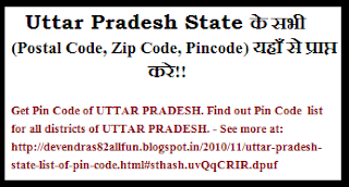 Postal Code, pin code, zip code,zipcode