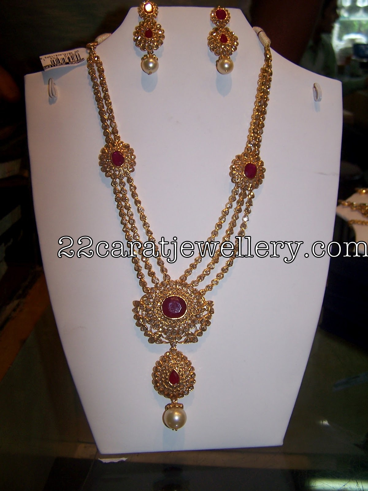 Uncut Diamonds Jewellery Jewellery Designs