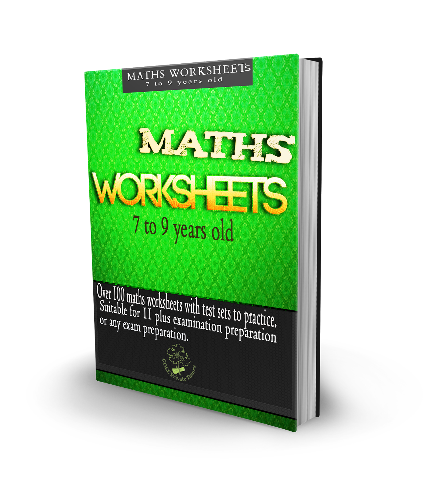 Andi s Books for Parents   Teachers  Maths Worksheets for 7 to 9     How do you get your child to the higher levels in their MATHS class and  remain there year after year  There are over 50 worksheets contained in  this