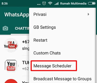 Cara Kirim Pesan WhatsApp Secara Otomatis