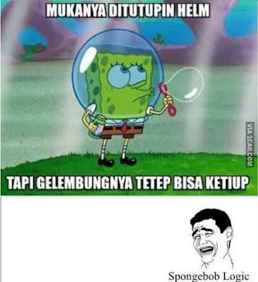 11 Meme 'Spongebob' Ini Kocak Banget, Logika Berpikir Kamu Bakal Diuji Nih!
