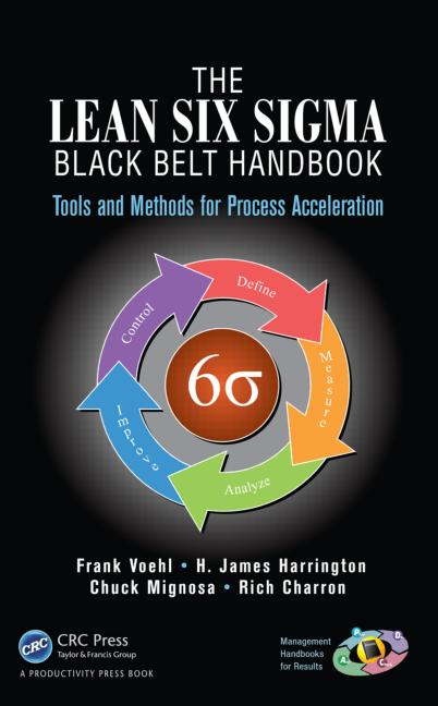 10 best six sigma books for 2019