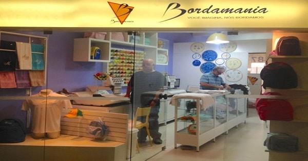 Bordamania contrata Auxiliar de Vendas Sem Experiência no Rio de Janeiro