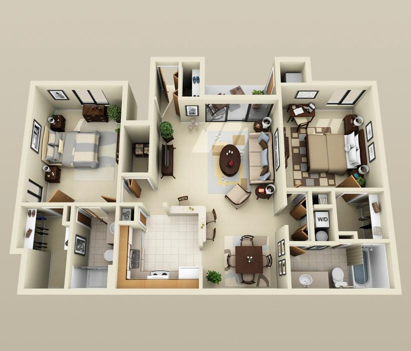 Paragon Apartments: THOUGHTSKOTO