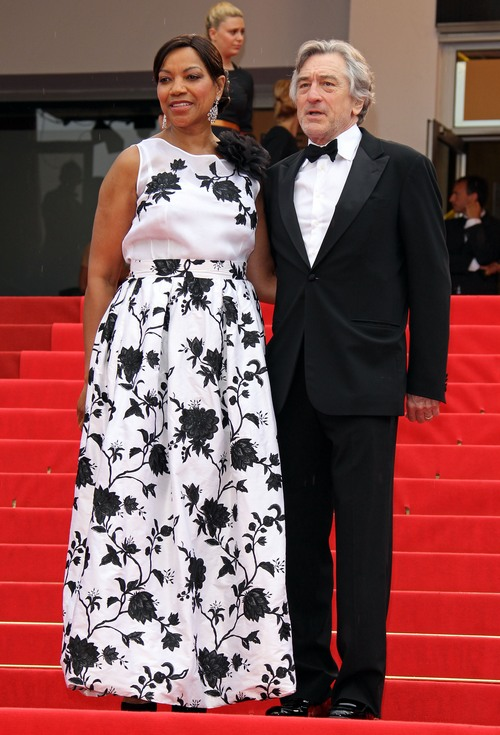 Starhooks * * *: Robert De Niro And His Wife Grace ...