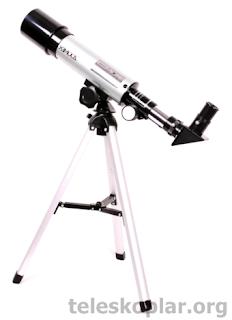 Zoomex f36050 teleskop incelemesi