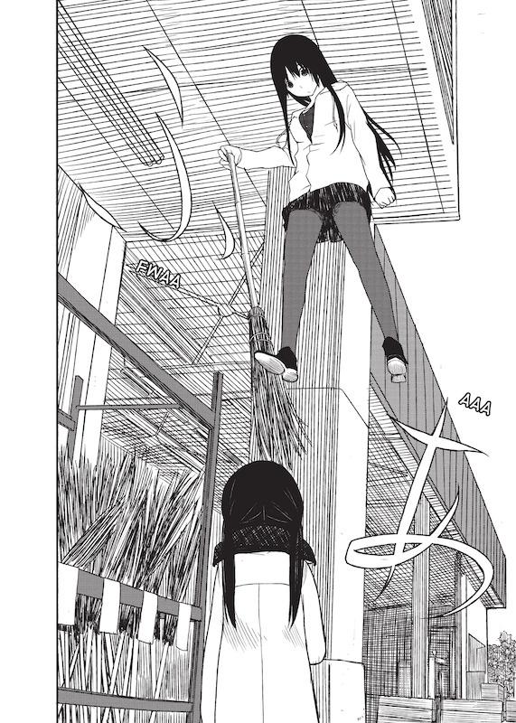 Flying Witch Vol. 1 By Chihiro Ishizuka Translation: Melissa Tanaka.