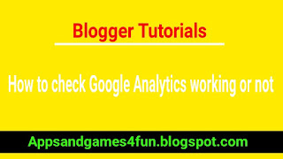 how-to-check-google-analytics-in-blogger
