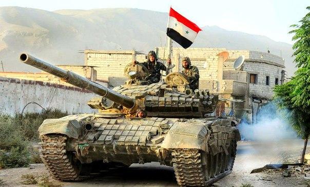 Risultati immagini per t72 siriano