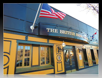 The British Beer Company en Hyannis