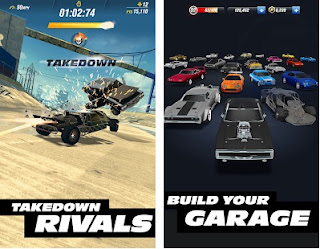 Fast & Furious Takedown Apk Mod