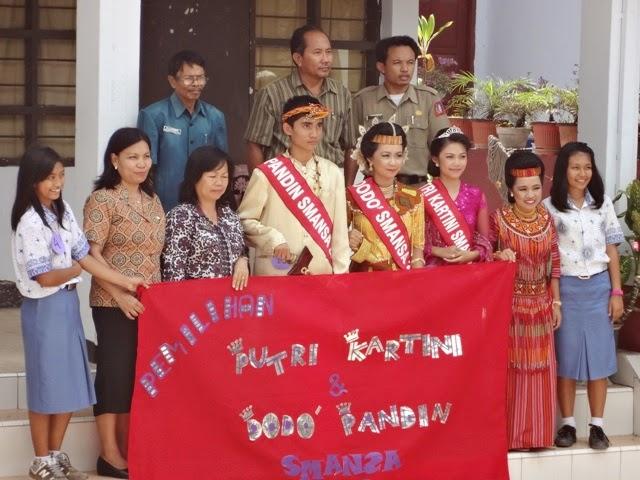 Pemenang Putri Kartini dan Dodo – Pandin Smansa 2012