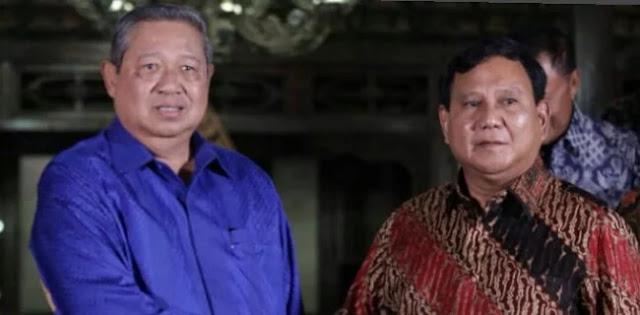 Sebutan Jenderal Kardus Tak Pengaruhi Hubungan Prabowo-SBY