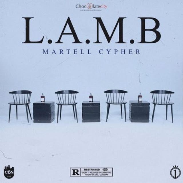 [Music] M.I Abaga, Blaqbonez, A-Q & Loose Kaynon – L.A.M.B (Martel Cypher 2019)