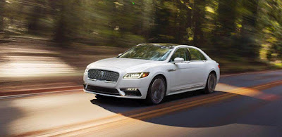 Lincoln Continental 2017 Reviews, Specs, Price