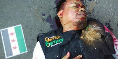 Berita Relawan ACT Meninggal Terkena BOM di Suriah Ternyata HOAX