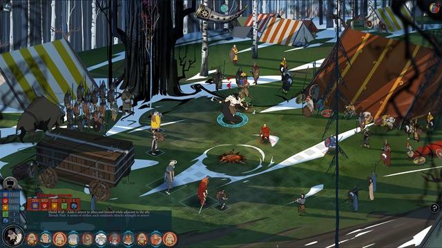 The Banner Saga 2 PC Full