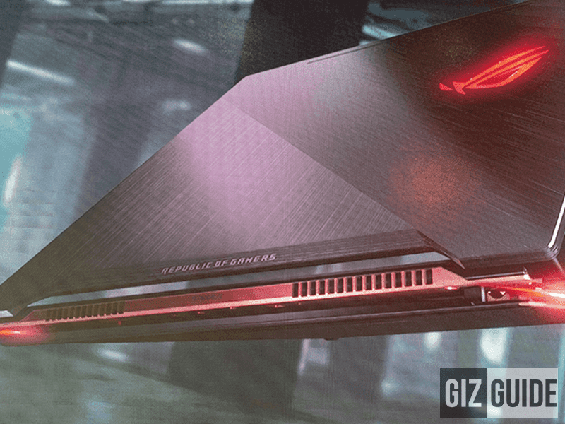 Asus Launches ROG Zephyrus
