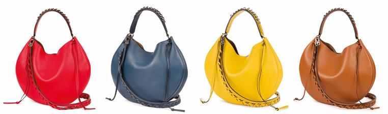 Loewe's Fortune Hobo Bag