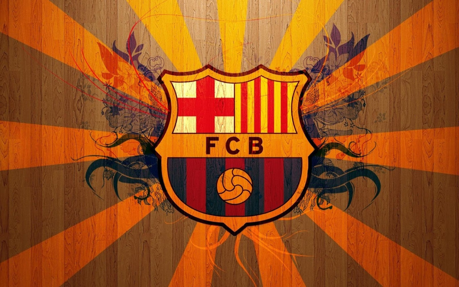 Fc Barcelona 3d Wallpaper 2017