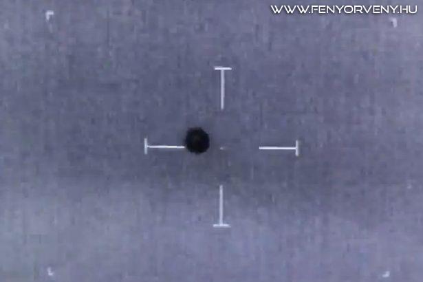 UFO-t filmezett egy rendőrségi helikopter Bristol felett /VIDEÓVAL!/
