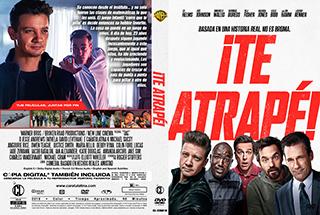Tag - Te Atrape - Cover DVD
