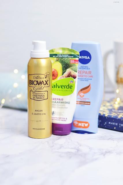 odżywki do włosów do emulgowania olei