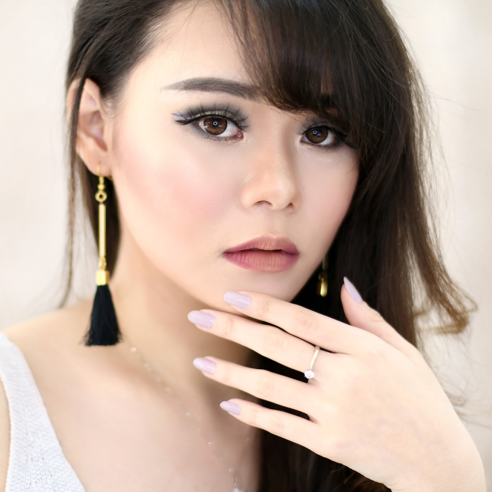 jean milka, makeup, makeup of the day, indonesian beauty blogger, beauty, beauty blogger, beauty blogger indonesia, beauty vlogger indonesia