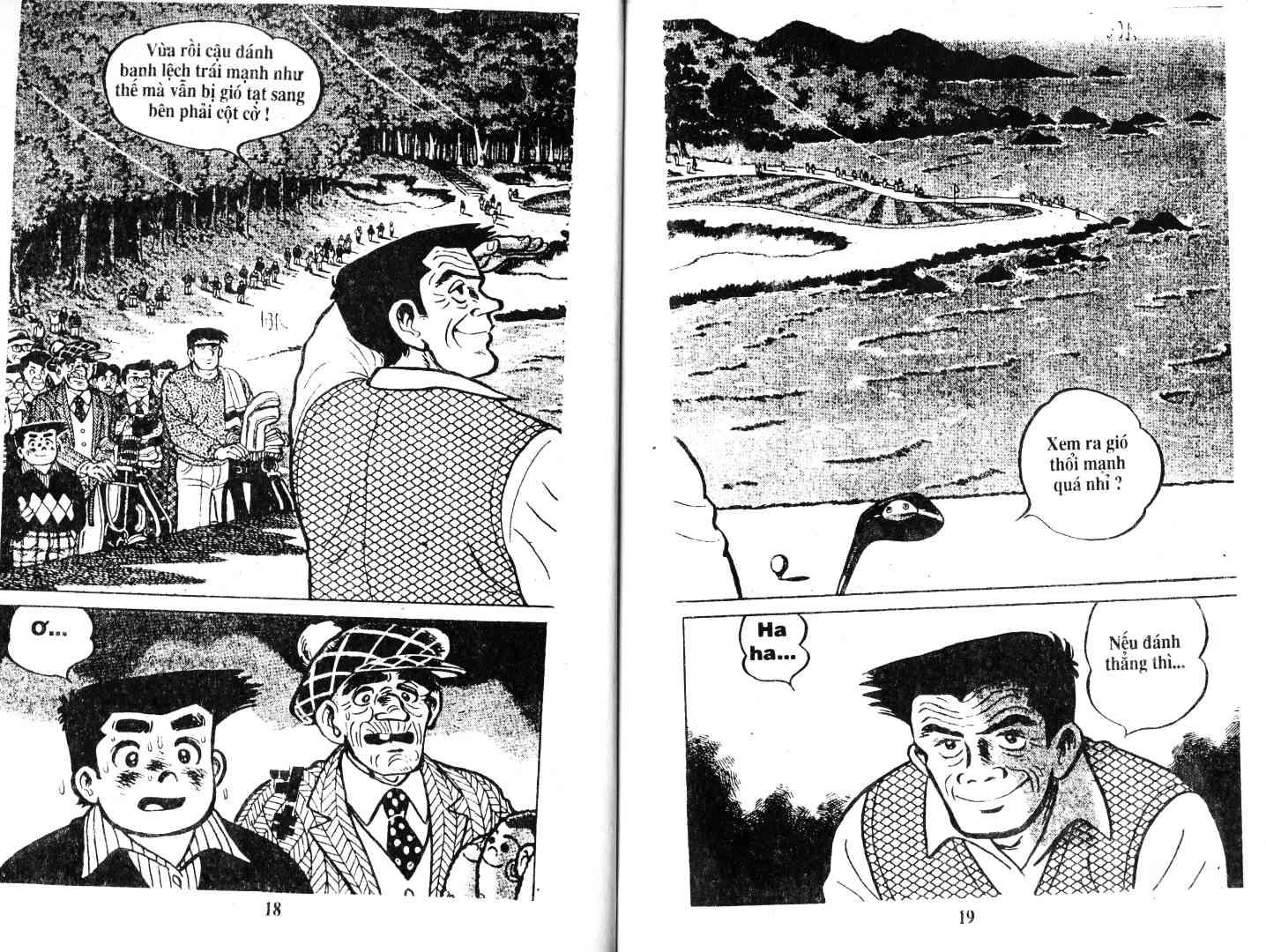 Ashita Tenki ni Naare chapter 52 trang 8