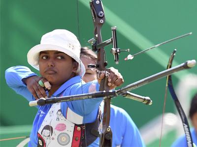 भारतीय महिला तीरंदाजी टीम ओलंपिक से बाहर