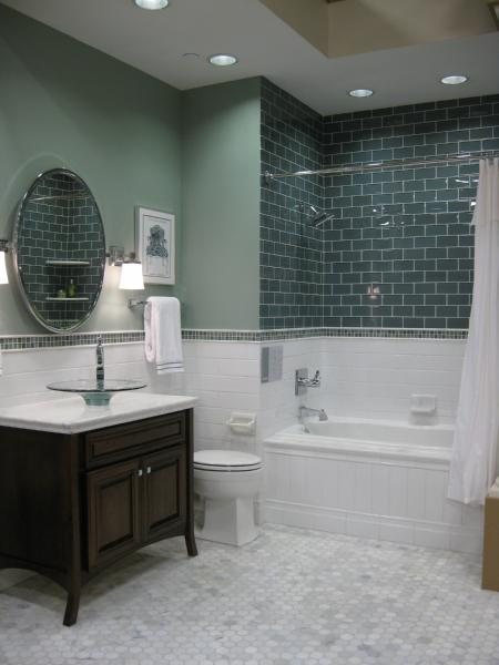 Paperwhite Bathroom Design