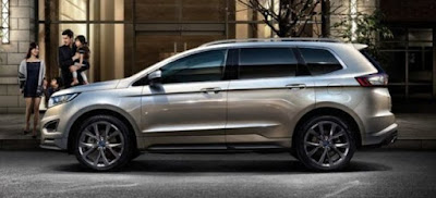 Ford Edge 2018 Reviews, Specs, Price
