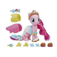 MLP The Movie Pinkie Pie Land & Sea Snap-on Fashion Brushables