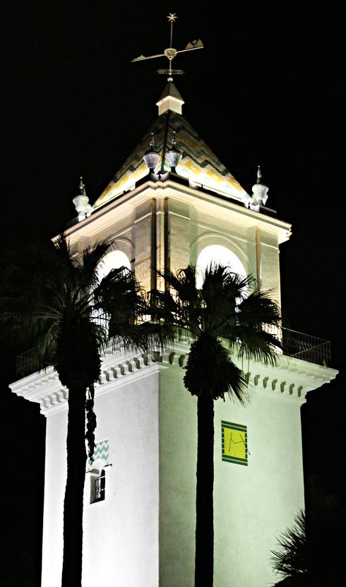 Downtown Palm Springs, California | Editing Luke