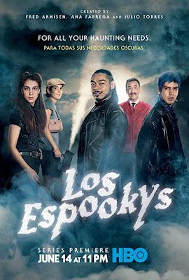Los Espookys Series Poster