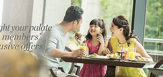 發現美味~IHG洲際酒店用餐最低可享7折優惠 (12/30前有效)