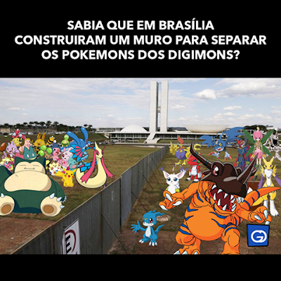 brasília muro digimon pokemon