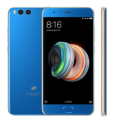 Xiaomi Mi Note 3 Specifications - Inetversal