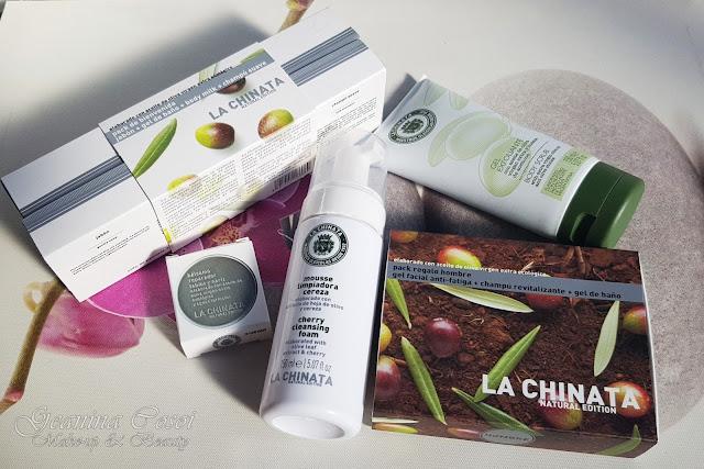 Productos La Chinata - Sorteo ganado en el blog Piolineando