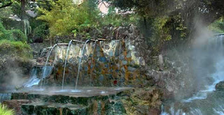 The Ciater hot spring