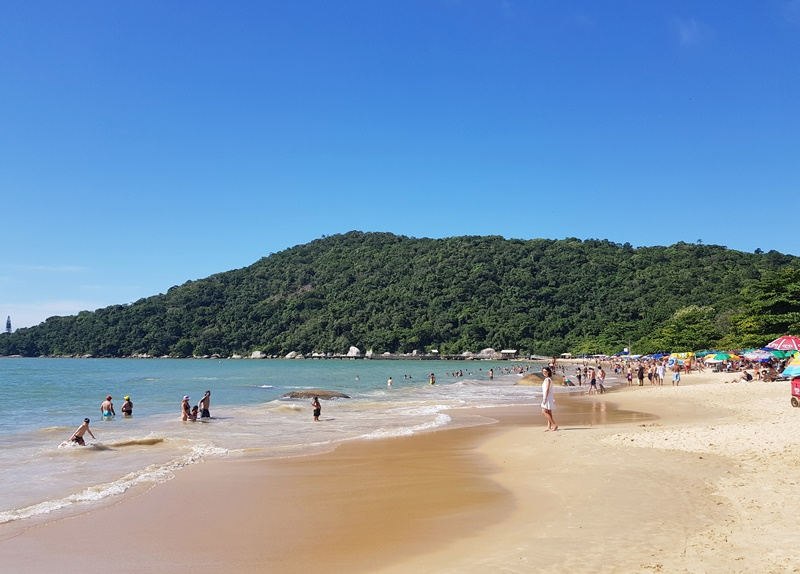 Melhores praias de Balneário Camboriú