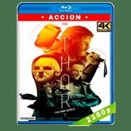 Thor: Un Mundo Oscuro (2013) 4K Dual Latino-Ingles