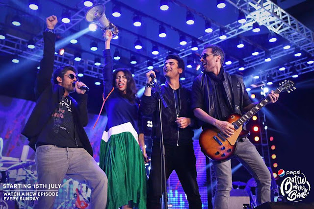 Pepsi Battle Of The Bands Returns with An Iconic Mashup Song