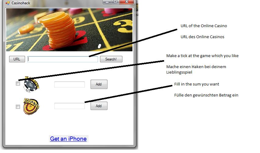 Free casino hacking software