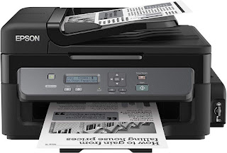 Epson WorkForce M205 Driver Download, Review And Price